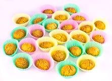 Biscoitos de Amaretti Fotos de Stock