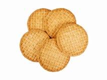 Biscoitos de chá Fotografia de Stock Royalty Free