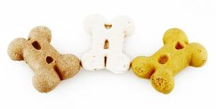 Biscoitos de cão Imagens de Stock Royalty Free