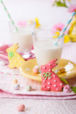 Biscoitos de Easter Imagens de Stock