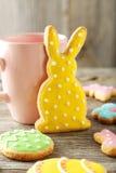 Biscoitos de Easter imagem de stock