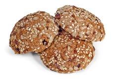 Biscoitos de farinha de aveia Foto de Stock