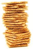 Biscoitos de Graham foto de stock
