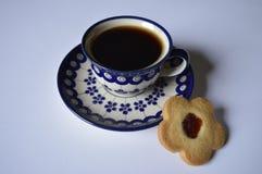Biscoitos de manteiga caseiros Imagens de Stock