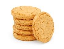 Biscoitos digestivos Imagens de Stock