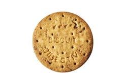 Biscoitos digestivos do arando Fotos de Stock Royalty Free