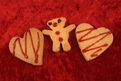 Biscoitos do bebê Imagem de Stock Royalty Free