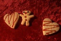 Biscoitos do bebê Imagens de Stock Royalty Free