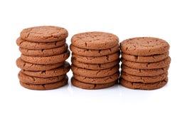 Biscoitos do biscoito imagem de stock