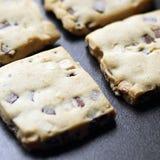 Biscoitos do biscoito amanteigado Fotografia de Stock Royalty Free