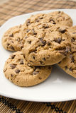 Biscoitos do chocolate Foto de Stock Royalty Free