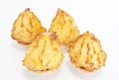 Biscoitos do coco Fotos de Stock Royalty Free