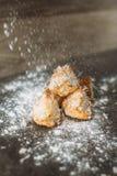 Biscoitos do coco imagem de stock
