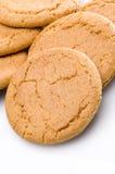 Biscoitos do gengibre Fotografia de Stock