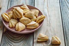 Biscoitos do requeijão fotografia de stock royalty free