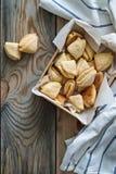 Biscoitos do requeijão imagem de stock royalty free