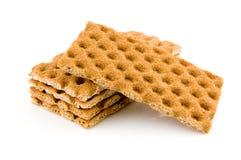 Biscoitos do Wholemeal Fotografia de Stock