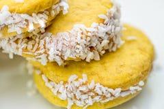 Biscoitos doces imagem de stock
