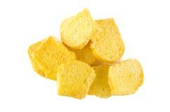 Biscoitos doces amarelos Imagem de Stock Royalty Free