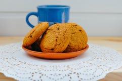 Biscoitos e café Imagem de Stock Royalty Free