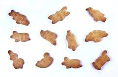 Biscoitos engraçados Imagens de Stock