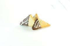Biscoitos extravagantes Fotografia de Stock Royalty Free