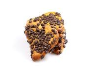 Biscoitos Heart-shaped Imagem de Stock Royalty Free