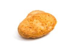 Biscoitos isolados Fotografia de Stock