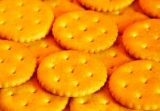 Biscoitos macro Foto de Stock Royalty Free