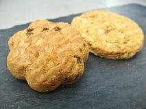 Biscoitos para o café da manhã Imagens de Stock Royalty Free