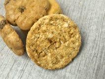 Biscoitos para o café da manhã Fotos de Stock Royalty Free