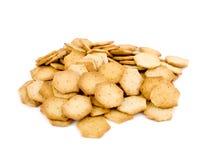 Biscoitos picantes Imagens de Stock