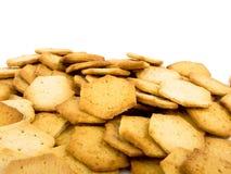 Biscoitos picantes Imagens de Stock Royalty Free