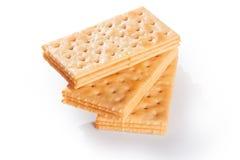 Biscoitos saborosos Foto de Stock Royalty Free