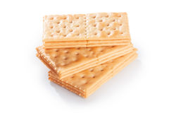 Biscoitos saborosos Fotografia de Stock