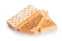 Biscoitos saborosos Imagens de Stock