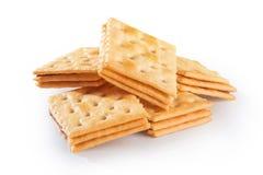 Biscoitos saborosos Fotografia de Stock Royalty Free