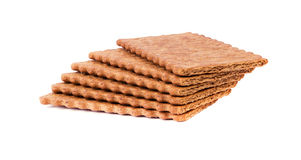 Biscoitos salgados Fotografia de Stock Royalty Free