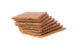 Biscoitos salgados Fotos de Stock