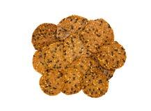 Biscoitos saudáveis Fotografia de Stock