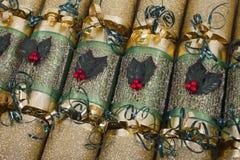 Biscoitos tradicionais do Natal Fotografia de Stock Royalty Free