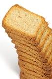 Biscotte de pain image libre de droits