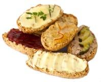 Biscottes Image libre de droits