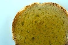 Biscottes avec de la confiture de fruit Photographie stock libre de droits