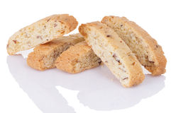 Biscotti Image libre de droits