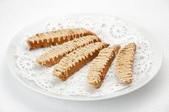 biscotti 免版税库存照片