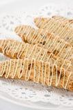 Biscotti Stock Image