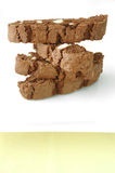 biscotti Arkivbild