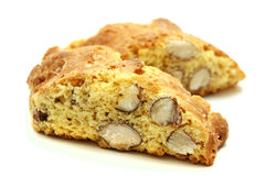 Biscotti royalty free stock photos