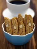 Biscotti #3 Royalty Free Stock Photography